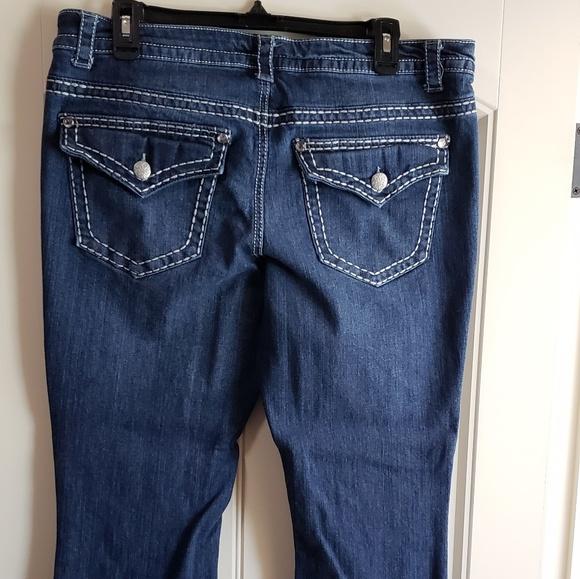 Paisley Sky Denim - Jeans